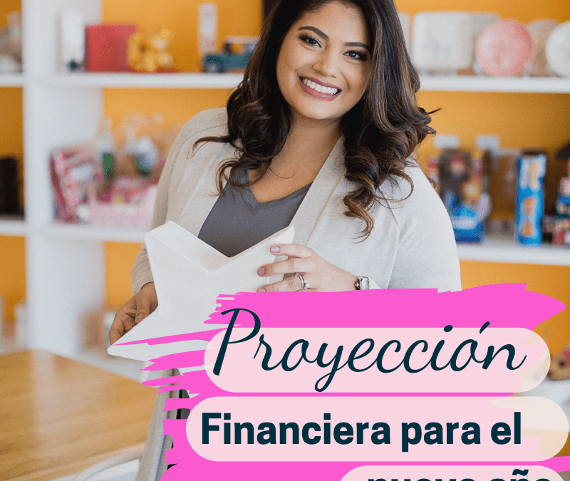 Planificación financiera de tu negocio para el nuevo año.
